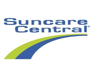 Suncare Central Logo