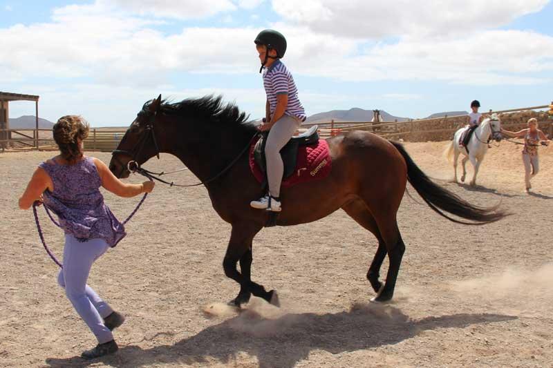 Excursiones fuerteventura equitaci n finca julie - Centro hogar armas fuerteventura ...
